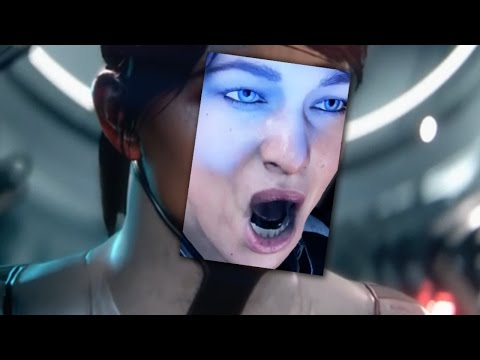 5 years + $40M = Mass Effect Andromeda
