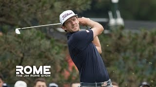 Lanto Griffin Talks Journey To Capture First PGA Victory | The Jim Rome Show