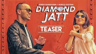 DIAMOND JATT Song Teaser | Gurlez Akhtar, Ginda Randhawa | Releasing 30 November 2018