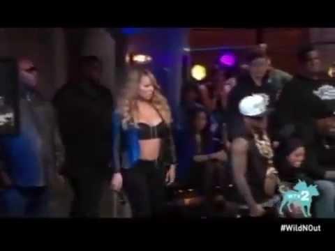 Mariah Carey Shuts It DOWN On Wild N Out