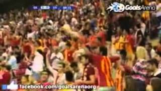 Galatasaray 3 - 0 Liverpool / ALL GOALS