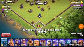 Super pekka vs town hall 11 defense