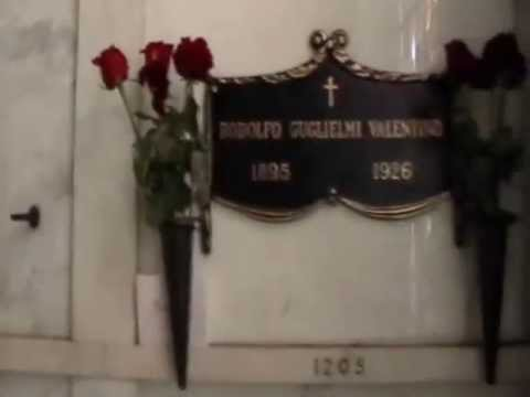 Hollywood Forever Cemetery Tour - Part 1