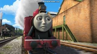 Thomas And Friends The Fastest Red Engine On Sodor Funny Bit