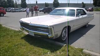 1969 Imperial 'Emily' A car division from the Chrysler Corporation
