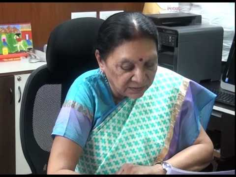 Gujarat CM briefs media after reviewing flood situation in Banaskantha