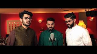 Yeh Watan Tumhara Hai - Talha Mesut (Vocal Cover) ft: Kamil, Nasa & Yasir