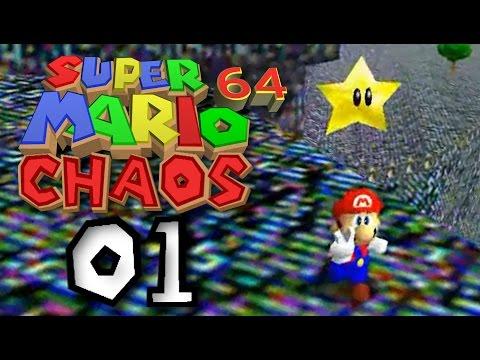 Super Mario 64: Chaos Edition - Part 1