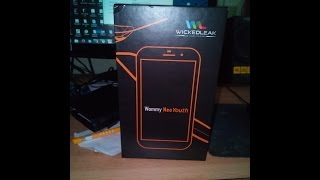 WICKEDLEAK Wammy Neo Youth Cheapest octa core smart phone unboxing and quick review