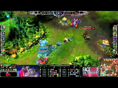 TSM vs Legion - Game 2 - IPL Face Off Winners Finals - League of Legends