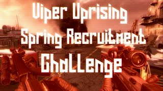 Viper Uprising: Spring Recruitment Challenge #VU1K (CLOSED)