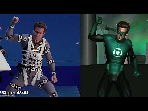 Animated Skinsuit 'Green Lantern' Featurette [+Subtitles] thumbnail
