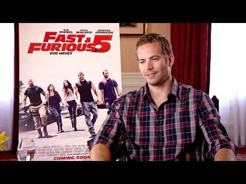 Fast & Furious 5 - Interview - Paul Walker + Dwayne Johnson + Justin Lin - Pathé