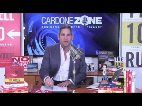 Hustle like an Immigrant - CardoneZone