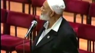 Ahmed Deedat Answer – Ahmadiyya about why the Return of the Messiah