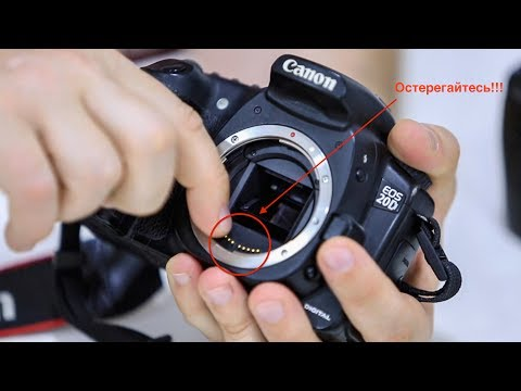 Как выбрать б/у фотоаппарат?