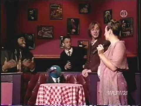 The Squirrel Nut Zippers on Sesame Street