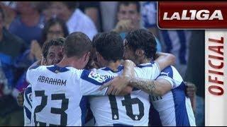 Resumen de RCD Espanyol (3-1) Valencia CF - HD - Highlights