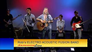 Robi Duganne's Electro Acoustic Fusion Band