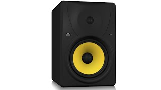 """TRUTH B1031A High-Resolution, Active 2-Way Reference Studio Monitor with 8"""" Kevlar Woofer"""