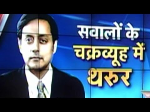 Sunanda Pushkar murder probe giving Shashi Tharoor 'sleepless nights'