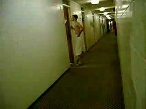 Guys running naked #2