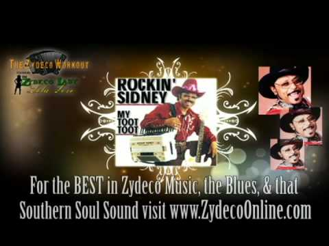 "Featured artist: ""Rockin Sidney"". The Zydeco Workout, featuring Lola Love always playing the BEST of Zydeco, Southern Soul and The Blues. LIVE on SUNDAYS: 12..."