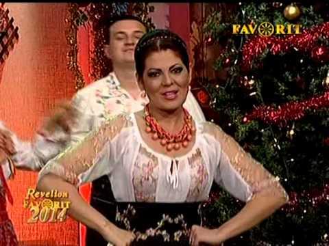 Violeta Constantin - REVELION 2014 - Trecu vremea barbatele