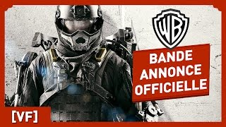 Edge Of Tomorrow - Bande Annonce Officielle 4 (VF) - Tom Cruise / Emily Blunt