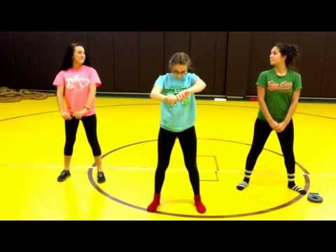 Harkemas aerobics class workout part 2