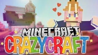 Vacation Home!   Ep 43   Minecraft Crazy Craft 3.0