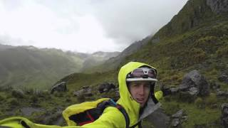 2014 Huayhuash Film Mountain Bike Adventure in Peru