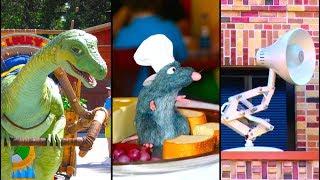 Top 5 Extinct Disney Animatronic Attractions | Disney Animatronics