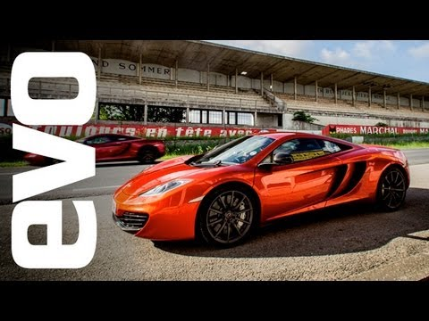 McLaren MP4-12C The Supercar Road Trip
