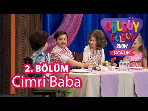 Güldüy Güldüy Show Çocuk 2. Bölüm, Cimri Baba Skeci