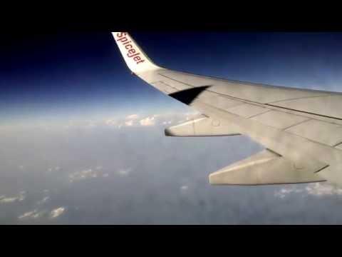 SpiceJet Delhi to Kathmandu! Part 4 {Cruising Altitude}