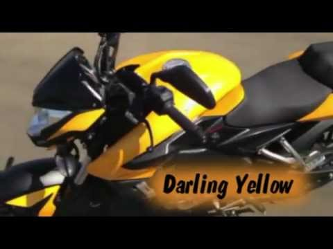 Bajaj New Pulsar 200 NS Review.wmv