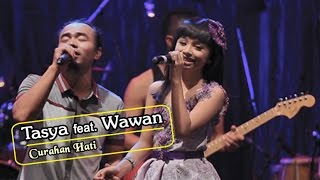 download lagu Tasya Duet Romantis - Curahan Hati gratis