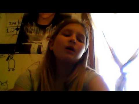 Haley Girard Sings Eenie Meenie Miny Moe By Justin Bieber