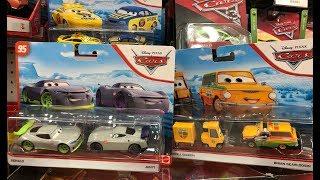 FOUND Next Gen Trainee RONALD JUNYI Brian Gearlooski Disney Cars Toys Diecast Toy Hunt 2 packs