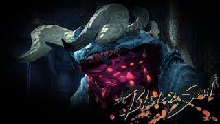 Blade and Soul BT - BOSS 1 :  GIFTHIMMELSDRAKE [LERNVIDEO] [GER]