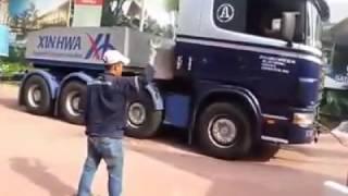 Xin Hwa Scania 8x4 Malaysia Multi Axle