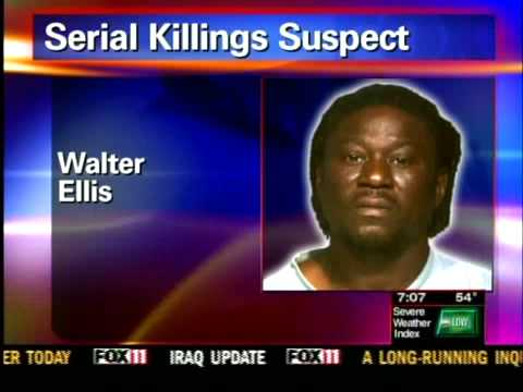 Alleged serial killer arrested