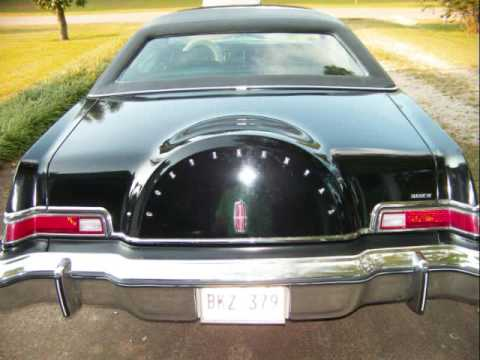 1976 Lincoln Continental Mark Iv For Sale 6500 Youtube