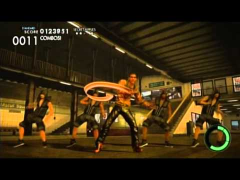 Dance Masters Evolution Xbox360 Kinect - We Can Win The Fight