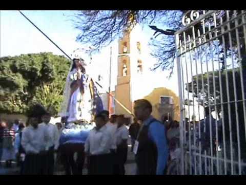 Fiesta Inmaculada Concepción  Prt. 1. - San Miguel Octopan.