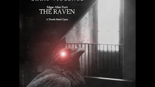CHRIS VIOLENCE  - The Raven (A Thrash Metal Opera)(Lyric video)