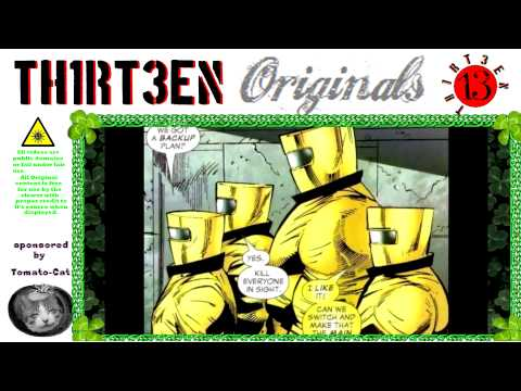 Irish Federation,Supergirl update & Putin's scary robots(Tube-Cast Episode 7)