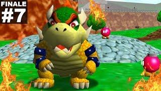 Super Mario 64 Randomizer - Part 7 [Bowser, Sit Down] - FINALE