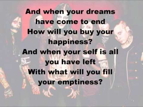 Motionless In White - If Its Dead Well Kill It